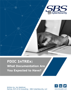 {Download} FDIC InTREx: What Documentation Are You Expected to Have?