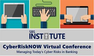 {SBS Institute} Cyber Risk NOW Virtual Conference