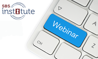 {Webinar} Spring Happenings at the SBS Institute