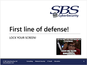 {Cyber Byte Video} Protecting Your Mobile Devices