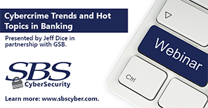 {Webinar} Cybercrime Trends and Hot Topics in Banking