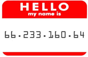 Hello Tag with IP Address