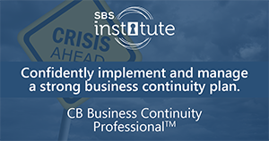 Certified Banking Business Continuity Professional