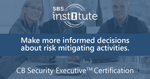 Certified Banking Security Executive