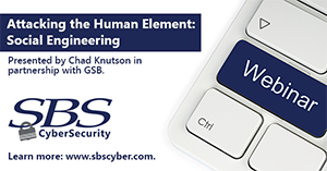 {Webinar} Attacking the Human Element