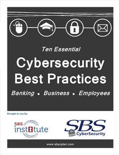 Ten Essential Cybersecurity Best Practices