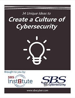 34 Unique Ideas to Create a Culture of Cybersecurity