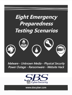 Emergency Preparedness Scenarios