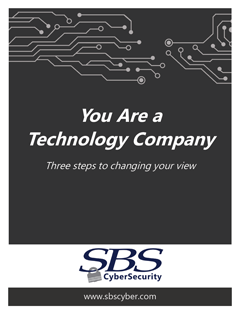 You Are a Technology Company